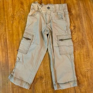 Old Navy Straight Leg Toddler Boys Cargo Pants